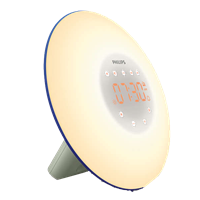 DESPERTADOR COM LUZ PHILIPS - HF 3506/30